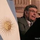 Leopoldo Federico fue distinguido por el Senado